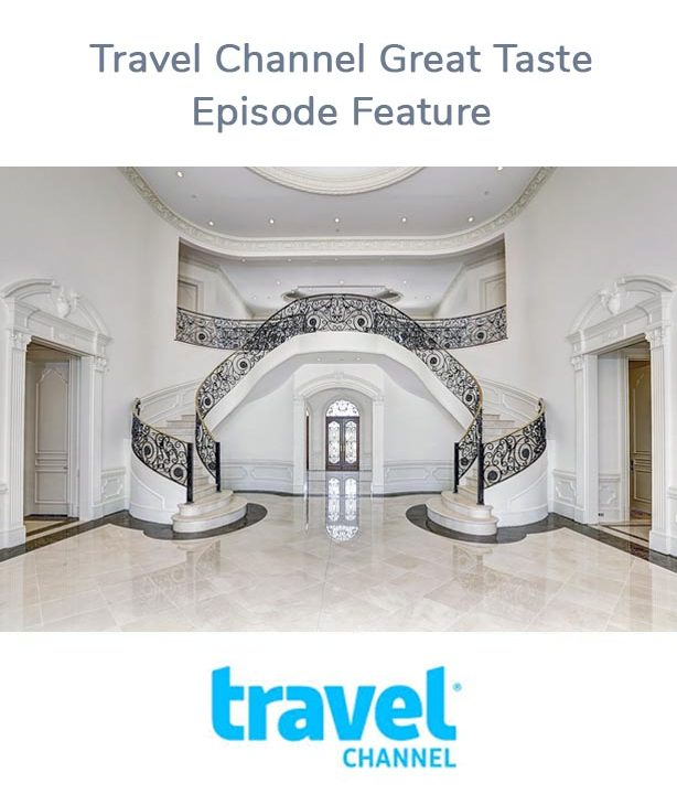 Travel Channel Great Taste Episode Feature