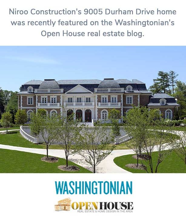 Washingtonian Open House Blog
