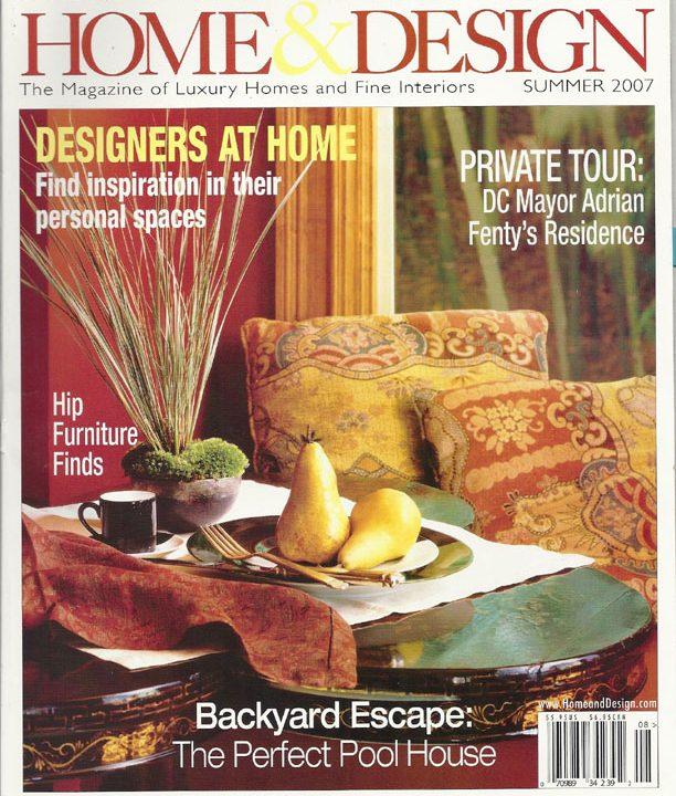Home & Design Magazine: Classic Grandeur