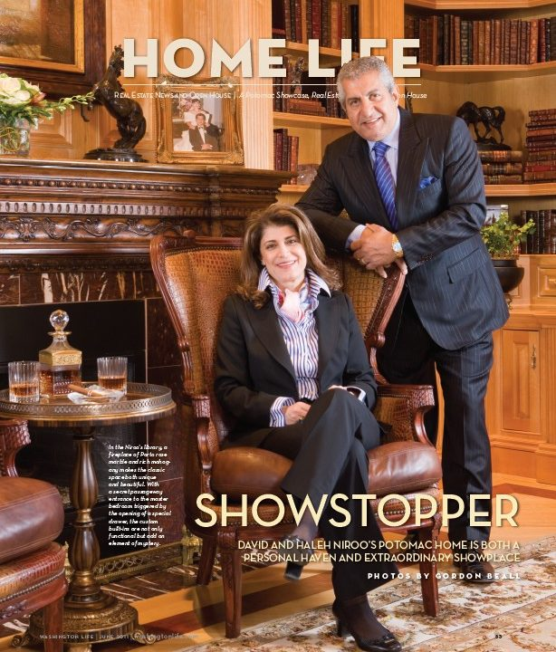 Washington Life: Showstopper
