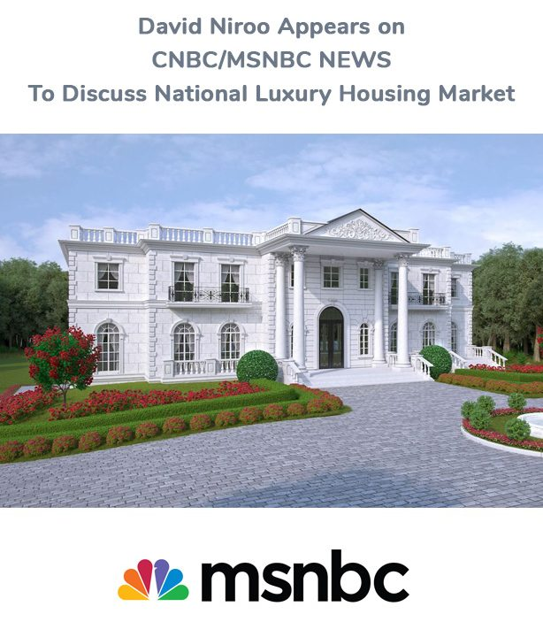 CNBC/MSNBC - National Luxury Housing Market